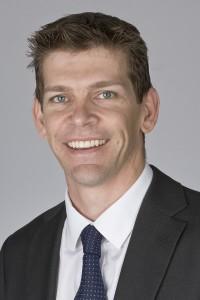 Portrait of Nathan Vujcich, Consultant Maxillo Facial, Plastics Department